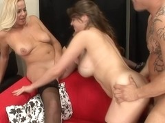 Jacy Andrews & June Summers & Derrick Pierce in My Friends Hot Mom