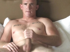 James - Solo Military Porn Video
