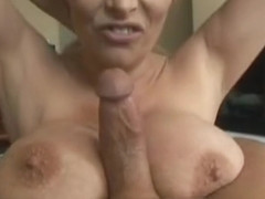 Milf Getting the Job Done