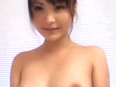 Horny Japanese chick Kanna Harumi in Crazy Blowjob/Fera JAV movie