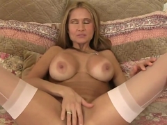 Cum Between Moms Big Boobs