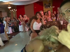 Real bachelorette dicksucking at her party