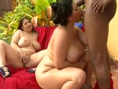 Latina sex video featuring Lexxxi Lockhart and Angelina Castro