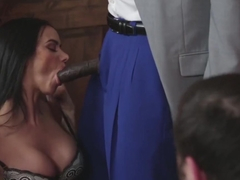 Cuckolding Milf Beauty Drilled Deeply By Bbc