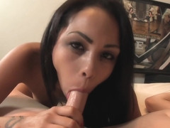 Guiliana Alexis - 19year-old Latina Teen Loves Eric John's Cock Inside Her