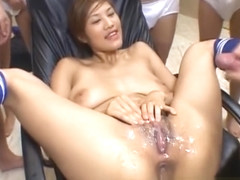 Azusa Ayano Asian milf gets a massive part3