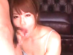 Hottest Japanese chick Saya Tachibana in Best POV, Facial JAV video