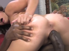 Khloe Kush Fucks Extremely Big Black Cock