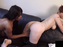 Confessing Cunt Lovers Jenna Foxx &amp_ Lily Cade Pussy Fuck!