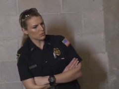 United States soldier fucking hard two cock loving police officers with big tits
