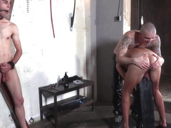 Nipple Torment, Electro, Hot Wax - KinkMen