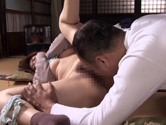Exotic Japanese whore in Crazy HD, Cunnilingus JAV movie
