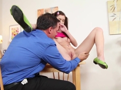Crazy pornstar in Best Hardcore, Blowjob sex movie