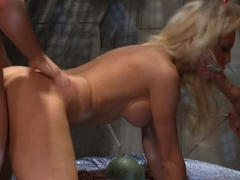 Margo Russo In Busty Invaders From Mars, Scene 4