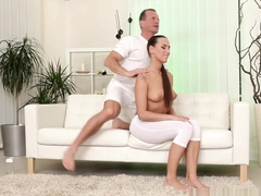 Incredible pornstar in Best Cunnilingus, Big Ass adult movie