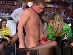 Cumshot On Clothed Whores Blouse