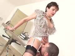 Adulterous Uk Milf Lady Sonia Displays Her Heavy Puppies
