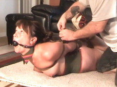 Milf Teaches Granny Some Bdsm Lessons