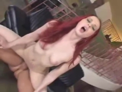 Fabulous adult movie Red Head hottest only here