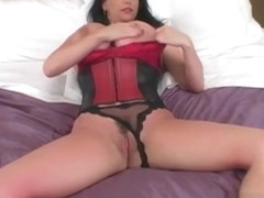 Yanks MILF Angelica Sin Masturbating