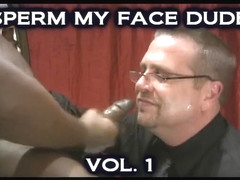 ROB BROWN: SPERM MY FACE DUDE VOL 1