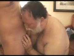 Older Pig Daddy is Addicted to Twink Dick