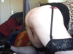 Slutty sally - cock lover!