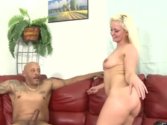 Fabulous pornstar Whitney Grace in incredible cumshots, cunnilingus porn video