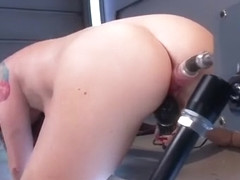 Comely Sophia Locke having a hot fetish fun