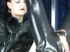 Latex villein rubberized two