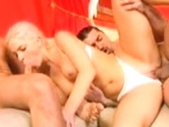 Joana Romain double penetration