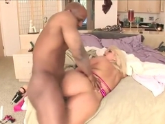 Phat Ass White Booty 7 - Split Scenes Julie Cash