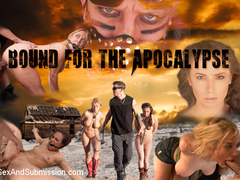 Mr. Pete  Casey Calvert  Dee Williams in Bound for the Apocalypse - SexAndSubmission