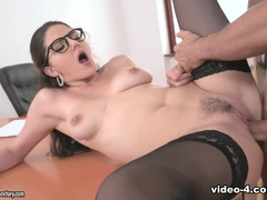Francesca Dicaprio in Vivid Video: Hot For Teacher!