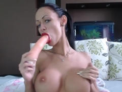 MiaMaxxx Luxury Tattooed Cover Girl pony-tail anal