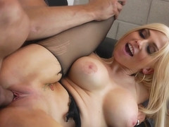 Christie Stevens Gets Some Cock From Her Sugar Daddy - MilfSugarBabes