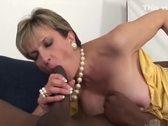 Unfaithful english milf gill ellis shows off her huge titties