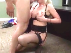 Office Sex Tape With Big Melon Boobs Girl (gigi allens) video-15