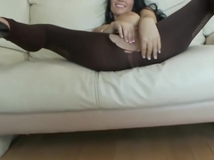 Point Of Hot Babe Rebeca Linares Show Blow N Pounding