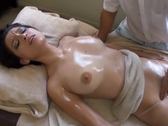 Asian massage - White Girl