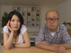 Best Japanese girl Yuka Minase in Incredible Blowjob, Creampie JAV scene
