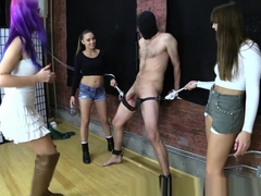 Ballbusting Party