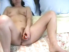 Pretty Mature Blindfold Wife Fun With Husband And Make This Hot Homemade Video