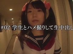 Cocoa Aisu in Cosplay Nakadashi Fantastic Girlfriend part 2