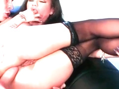 Bang On Cam In Office With Bigtits Girl (Raven Bay) video-24