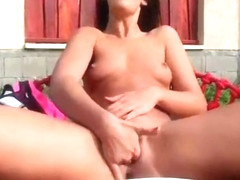 Hot Alone Girl (olivia hot) Like To Masturbate With Crazy Sex Stuffs clip-17