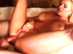 Beautiful Mature Christina St. James Double Fuck And Anal