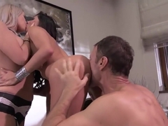 Tight Hoe Alexa Tomas Anal Threesome Sex With Pervert Rocco