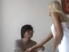 AMWF Lola Myluv interracial with Asian guy
