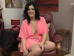 Godly latin experienced woman Montse Swinger
